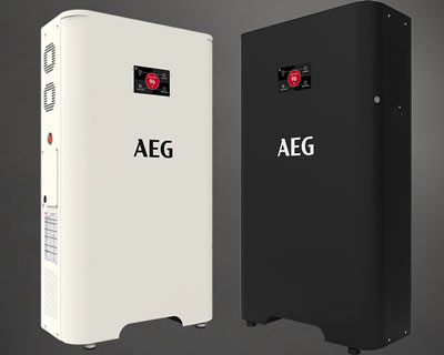 Sun power on your terms - AEG Storage Systems