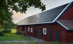 Falköping: the solar potential of green farms