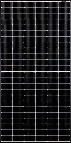AEG High Efficiency black frame 144 Half Cut